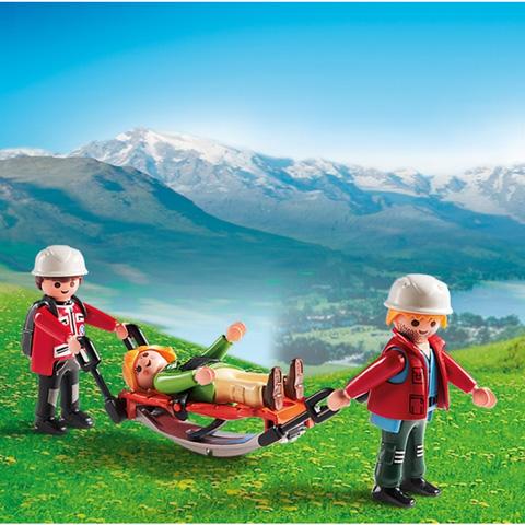 Playmobil-Hegyimentok-kerekes-hordaggyal-5430-3