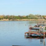 Kajakkal az Alcsi-Holt-Tiszán