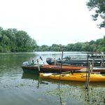 Tisza-tó túra kenuval és kajakkal